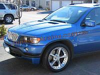 Юбка передняя на BMW X5 E53 1999-06, фото 1
