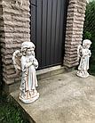 Садова фігура Ангел молиться стоячи 35x25x72 см