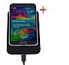 Универсальная зарядка для телефона безпроводная + адаптер.