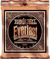 Струны Ernie Ball 2548 Everlast Phosphor Bronze 11-52 Light