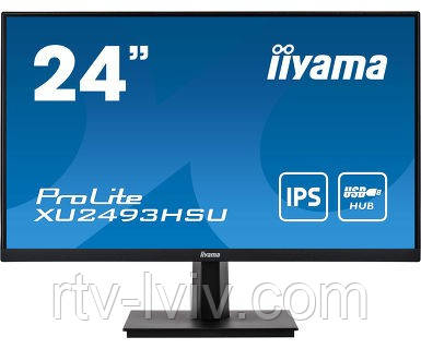 Монітор Iiyama ProLite XU2493HSU-B1