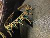 Корона круглая на голову и серьги, набор украшений, АЛЕКСА, фото 6