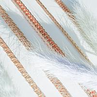 Види плетіння ланцюжків. ТОП-31 вид плетіння ланцюжків
