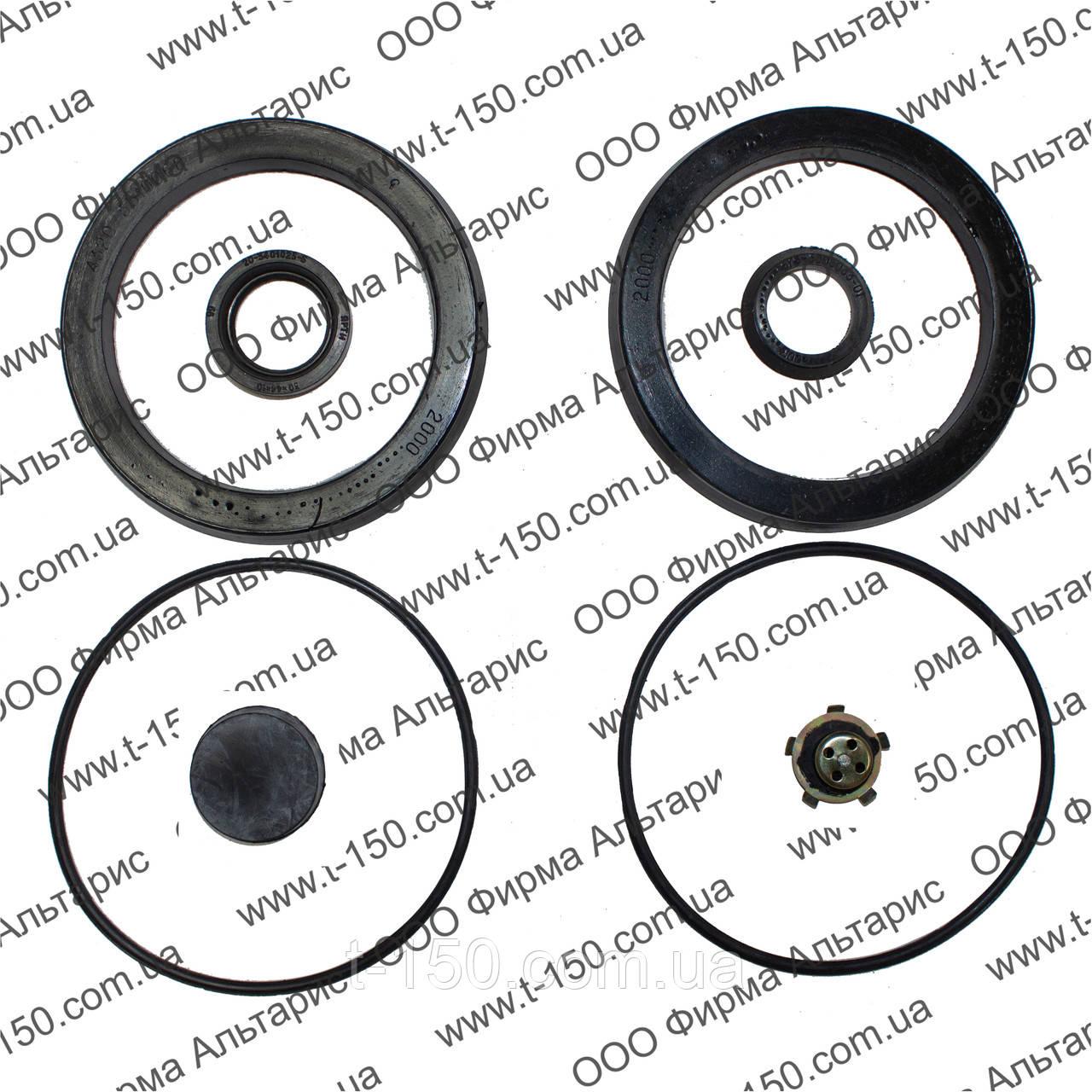 Ремкомплект ПГУ (пневмоусилителя тормоза) УРАЛ-4320/375, полный, нового образца