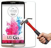 Защитное стекло Tempered Glass 0,33 мм для LG G3 D855 D856, фото 1