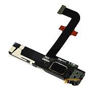 Шлейф Lenovo K900 с коннекторами зарядки и наушника, звонком и компонентами