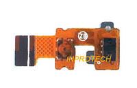 Шлейф включения/выключения телефона Lenovo S890