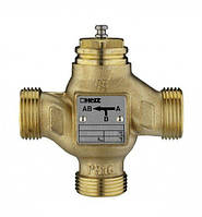 """HERZ 4037 2 1/4"""" регулирующий трехходовой клапан"""