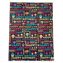 """Упаковочная бумага """"Sweet Birthday"""""""