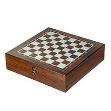 Игровой набор 2 в 1 (шахматы, покер)
