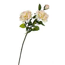 """Штучний квітка """"чайна Троянда"""" біла"""