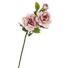 """Штучний квітка """"чайна Троянда"""" ніжно-рожева"""