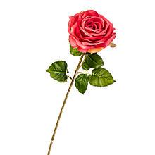"""Штучний квітка """"Троянда садова червона"""""""