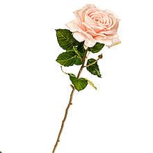 """Штучний квітка """"Троянда садова перламутрова"""""""
