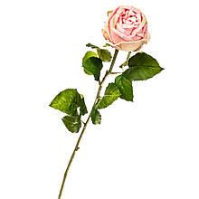 """Штучний квітка """"Троянда пастельний"""""""