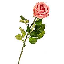 """Штучний квітка """"Троянда персикова"""""""