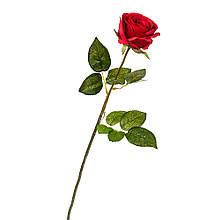 """Штучний квітка """"Троянда класична"""""""