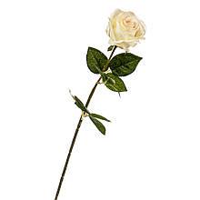 """Штучний квітка """"Троянда білосніжна"""""""