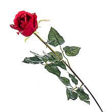 Роза (77 см, силікон)