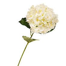 """Штучний квітка """"Гортензія білосніжна"""""""