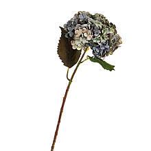 """Штучний квітка """"Гортензія синя"""""""