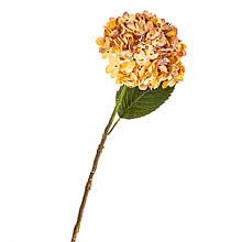 """Штучний квітка """"Гортензія помаранчева"""""""