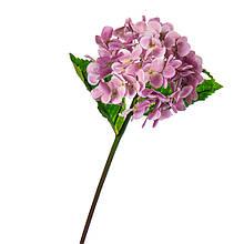 """Штучний квітка """"Гортензія Papillon"""" рожева"""