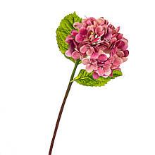 """Штучний квітка """"Гортензія Papillon"""" фуксія"""