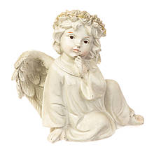 Ангел задумливий, світиться 12*9*16.6