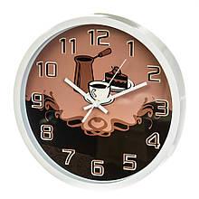 """Часы """"Кофемания"""" (30см)"""