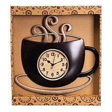 """Часы """"Чашка горячего кофе"""""""