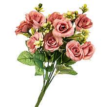 """Цветочный букет """"Розовый кварц"""""""
