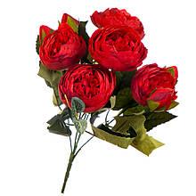 """Квітковий букет """"Червоний"""""""