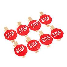 """Прищіпка """"Stop"""""""