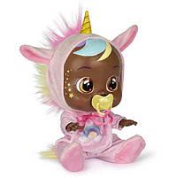 Cry Babies Лялька пупс єдиноріг плакса pegasus IMC Toys Interative Doll