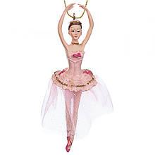 """Подвеска """"Балерина в позиции"""""""