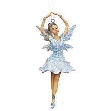 """Подвеска """"Балерина в голубом"""""""