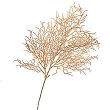 Испанский мох куст желто-коричневый искусственный