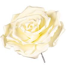 Цветок для фотозоны белый (средний)