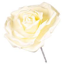 Цветок для фотозоны белый (большой)