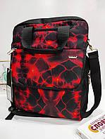 Сумка-рюкзак Dolly 370 для підлітків 31x37x20 см