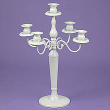 Підсвічник на 5 свічок (55 см.)