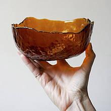 "Пиала ""Янтарь"",  17 см."