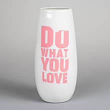 """Керамічна ваза """"Мрії"""" 25 см"""