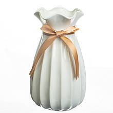 """Керамічна ваза """"Мистецтво життя"""" 25 см"""