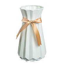 """Керамічна ваза """"Музика кохання"""" 25 см"""