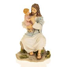 """Статуэтка """"Иисус и дитя"""""""