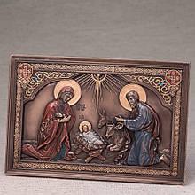 """Картина """"Народження Ісуса"""" (23 * 15 см)"""