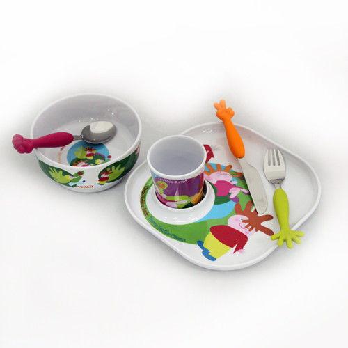 Наборы детской посуда Casa Bugatti