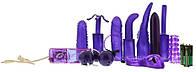 Набор для секса The Sexy Toy kit lavender